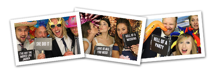 Hell of a Disco - Photo Booth